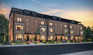 charlottesville luxury townhouses for sale at co row 1