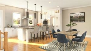 charlottesville luxury townhouses for sale at co row 2