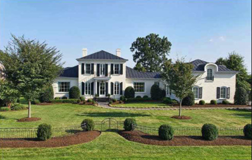 charlottesville high value home
